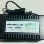 generador de ozono turbo